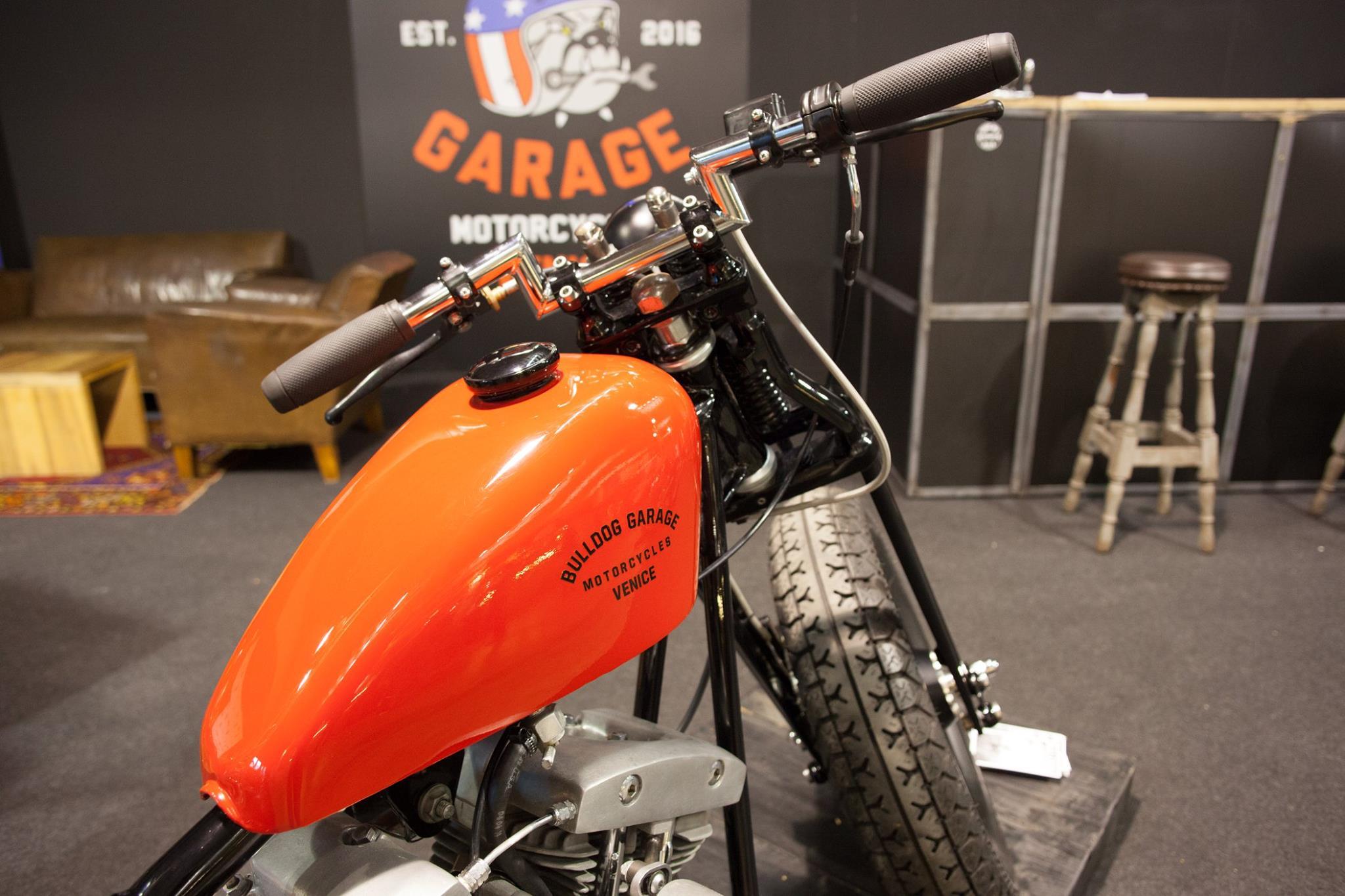 Harley Davidson Shovelhead 1200 🔥 BULLDOG GARAGE VENICE